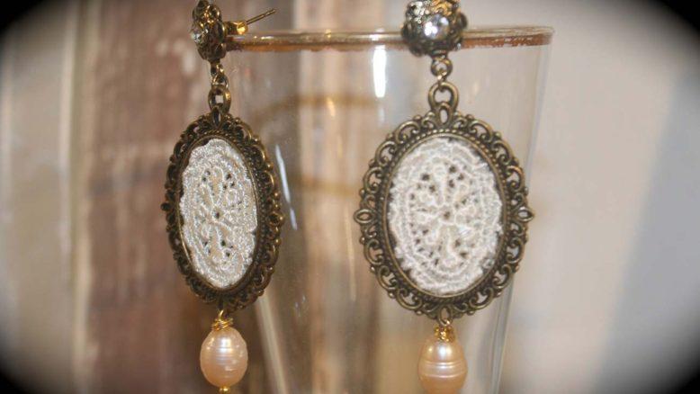 accessori sposa personalizzati orecchini