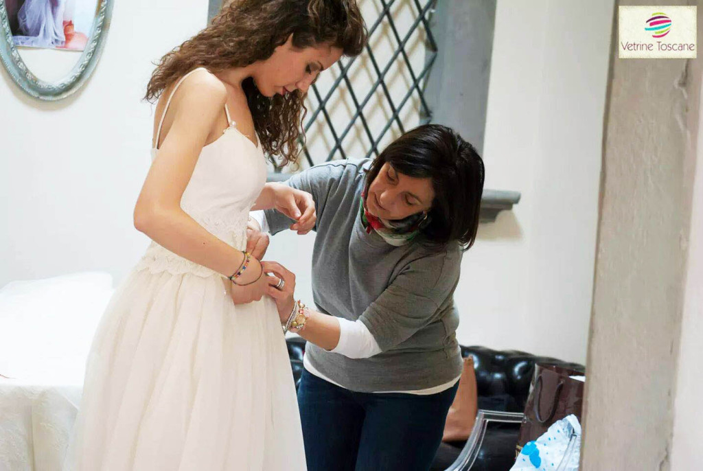 angela alfuso daisy & co crea abito da sposa pistoia