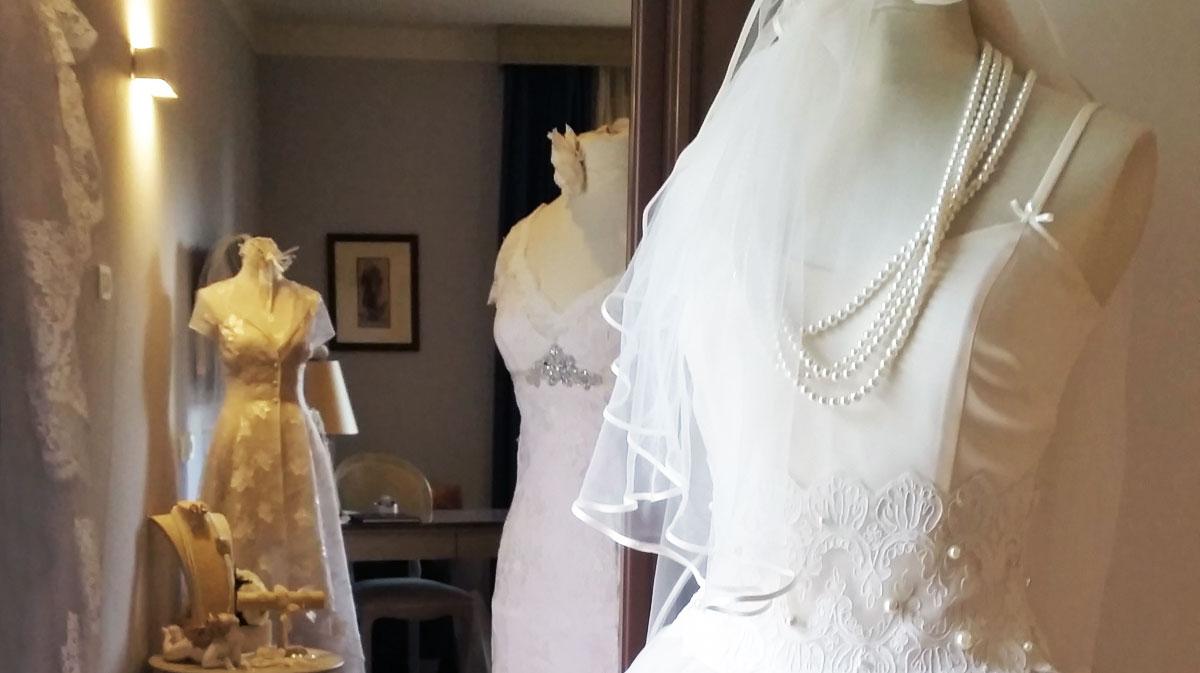 Daisy & Co - La stilista della sposa. Abiti da sposa da sogno e su misura a Pistoia