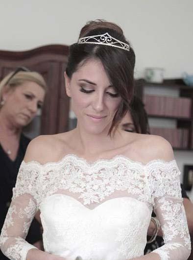 diadema sposa