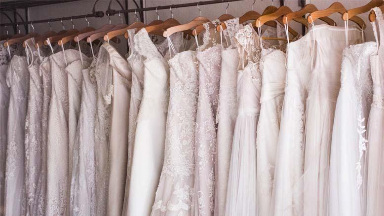 test abito sposa