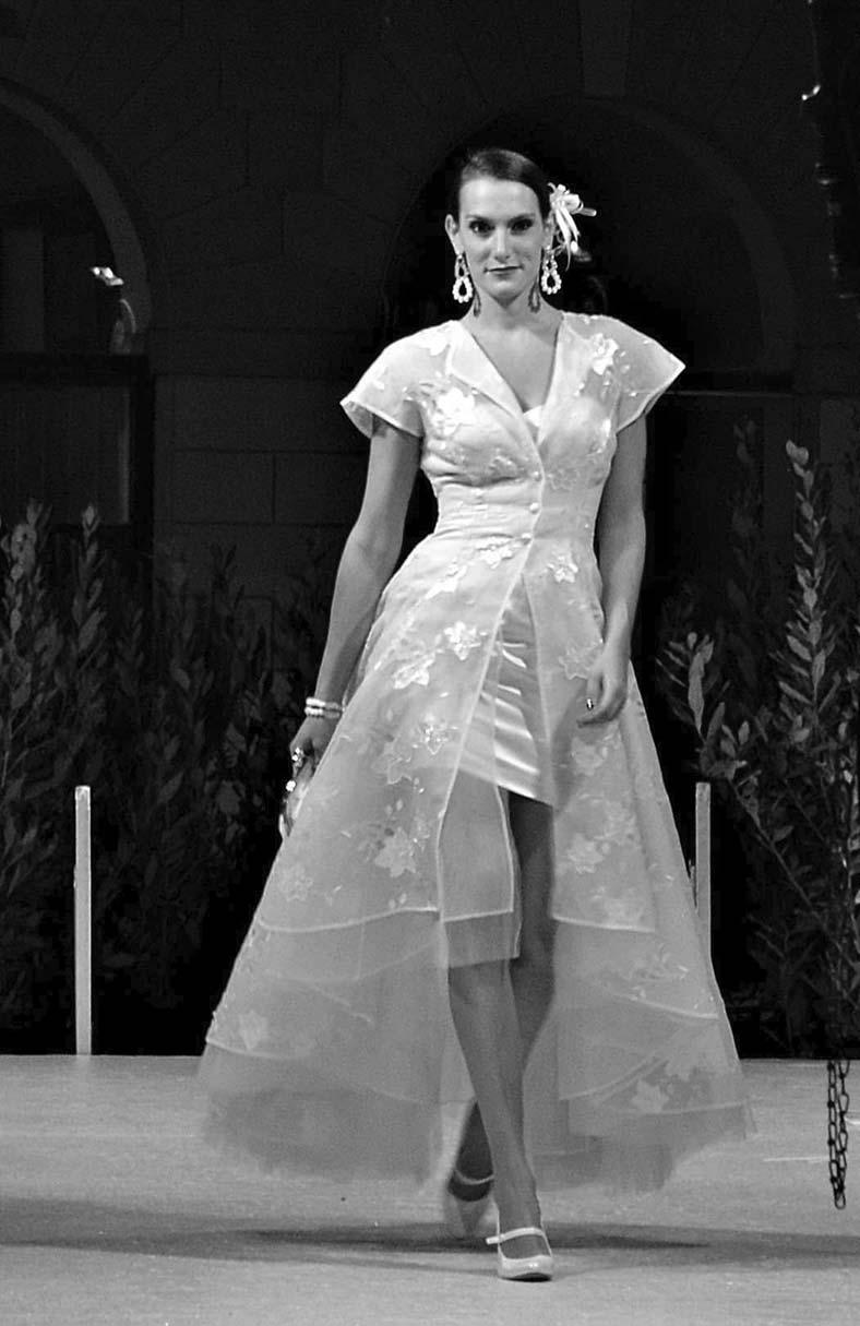 abito sposa gonna staccabile
