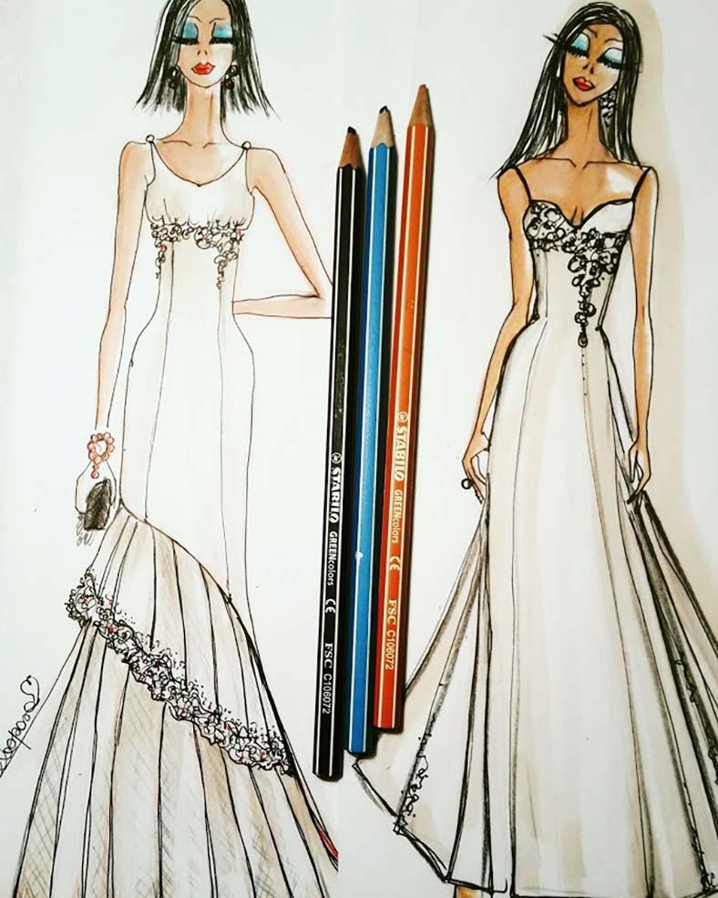 abiti da sposa semplici e particolari