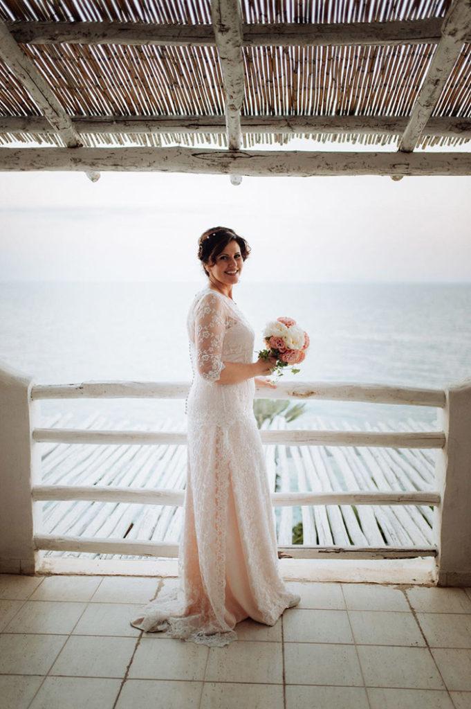 abiti da sposa con maniche lunghe in pizzo