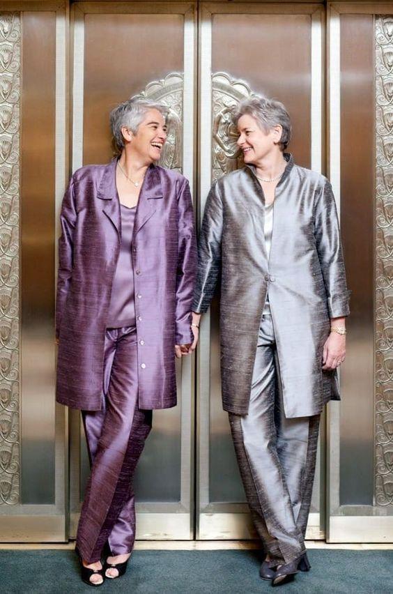 spose lesbiche over 50