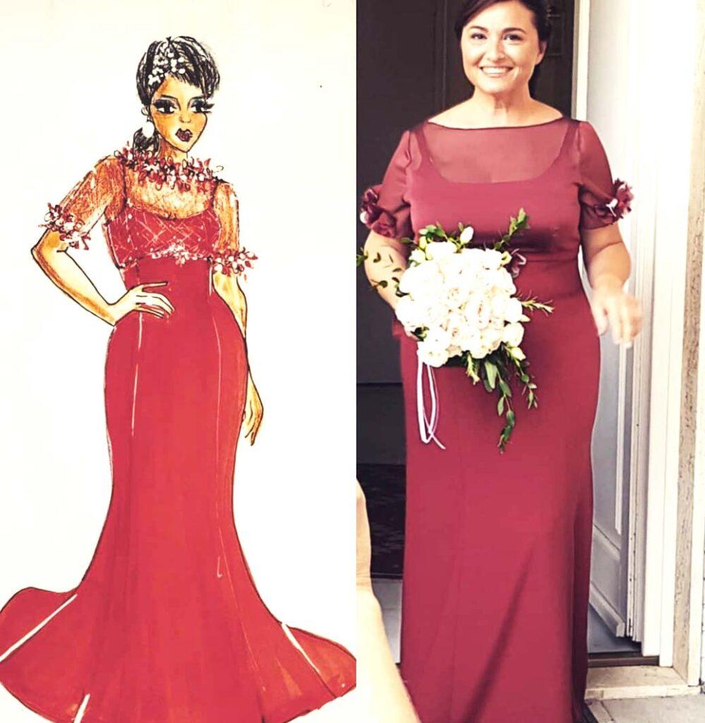 abito da sposa sarta
