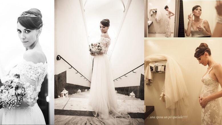 abito da sposa personalizzato in pizzo
